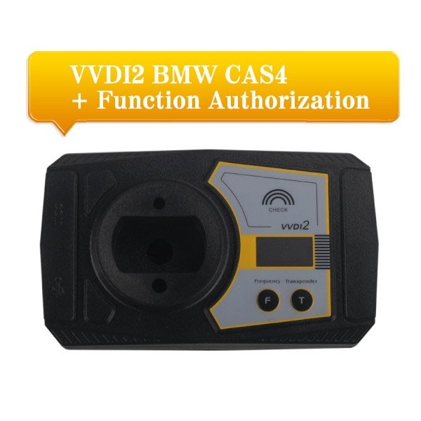 VVDI2 BMW with CAS4 Authorization and VVDI Prog Programmer Professional BMW Key Programmer