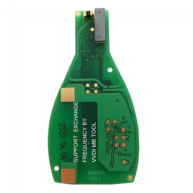 XHORSE VVDI Universal Mercedes Benz FBS3 Smart Key support exchange frequence 433/315 Mhz