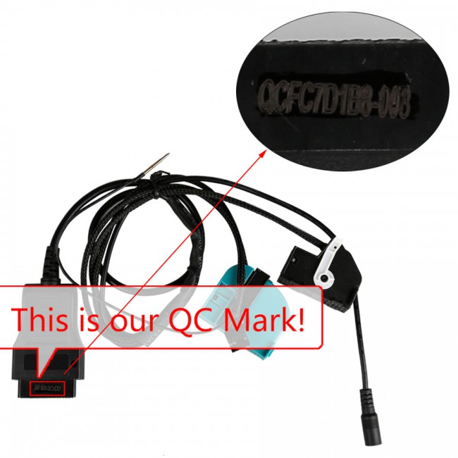 CAS Plug for VVDI2 BMW or Full Version (Add Making Key For BMW EWS)