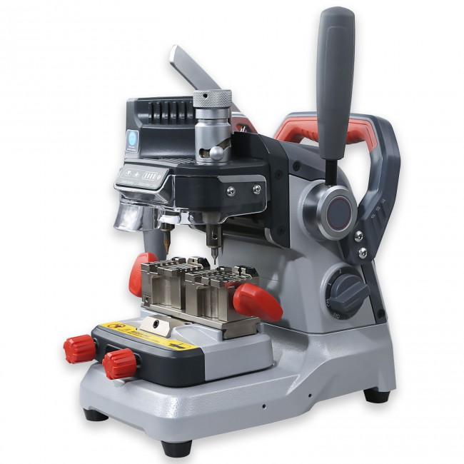 Xhorse Dolphin XP-007 Mechanical Key Cutting Machine With Built-in Lithium Battery Ergonomic Design Easy to Carry