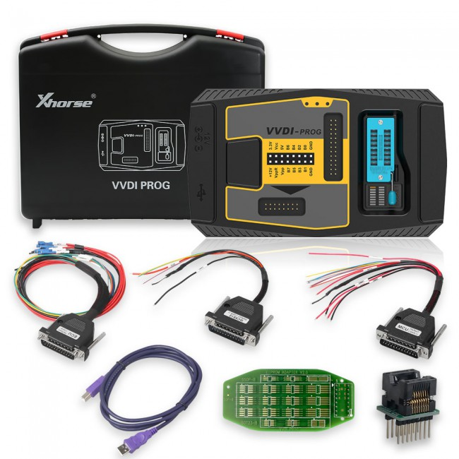 V4.9.4 Xhorse VVDI PROG Programmer Update Online with Multi-Language Free Shipping