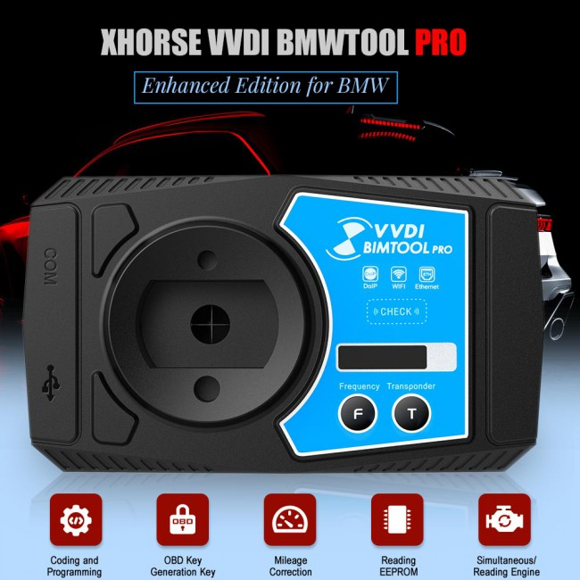 Xhorse VVDI BMW BIMTool Pro Updated Version of VVDI BMW