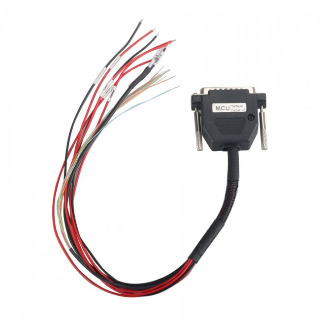 Xhorse VVDI Prog Programmer MCU Reflash Cable for Reading & Writing Chips