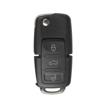 XHORSE VVDI2 Volkswagen 786 B5 Type Special Remote Key 3 Buttons (Individually Packaged)