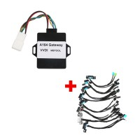 EIS/ELV Test Line Plus W164 Gateway Adapter for Mercedes Benz Work with VVDI MB Tool