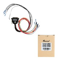Xhorse VVDI Prog Bosh ECU Adapter Read BMW ECU N20 N55 B38 ISN Without Opening [In Stock]