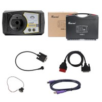 Xhorse VVDI2 BMW Full Authorization Key Programmer With BMW OBD+CAS4+FEM