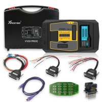 V4.9.5 Xhorse VVDI PROG Programmer Can Read BMW ISN NEC MPC Update Online Support Multi-Language