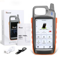 Xhorse VVDI Key Tool Max Remote Programmer Can Work with Dolphin XP005 [Get 2 Wireless Remotes or 2 Super Remotes for Free]