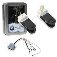 BMW CAS4 Data Reading Adapter Cable + Clip Suitable for VVDI PROG No need Disassembling