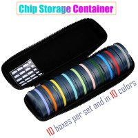 Transpoder Box Chip Storage Container 10pcs/lot