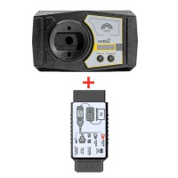 Xhorse VVDI2 Full Version + Toyota 8A Non-smart Key Adapter for All Key Lost No Disassembly
