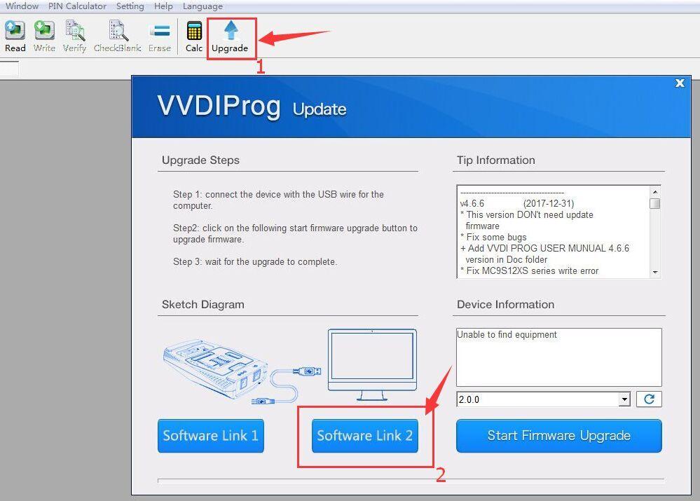 Xhorse VVDI Prog Update
